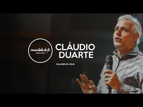 Cláudio Duarte // Milagres de Jesus