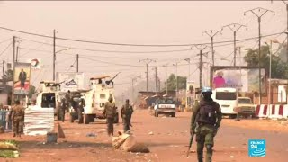 Édition spéciale en Centrafrique : les défis du président Touadéra