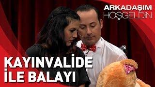 Arkadaşım Hoşgeldin - Tolga Çevik ve Ezgi Mola - Kayınvalide İle Balayı Video