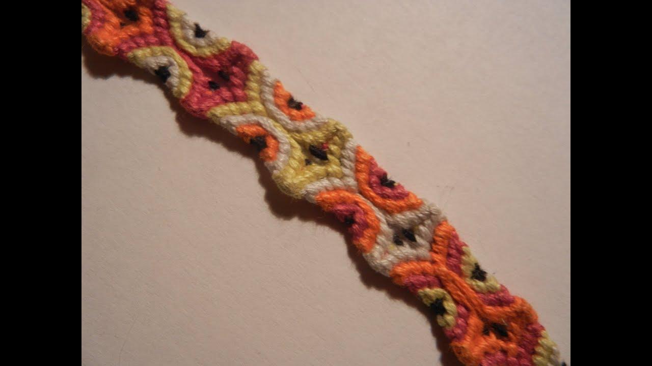 Friendship Bracelets: Totem Pole