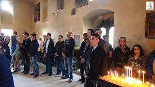 Паломничество в храм Св. Григория Просветиля в Ахалцихе