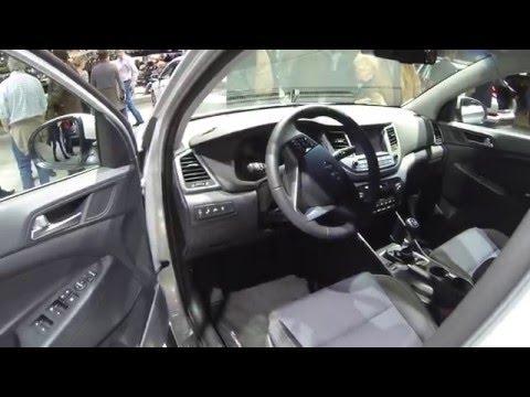 Hyundai Tucson Mk3 OBD2 Diagnostic Port Location