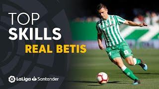 Best Skills Real Betis LaLiga Santander 2018/2019