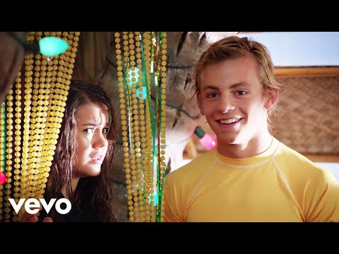 Ross Lynch Grace Phipps - Cruisin for a Bruisin from Teen Beach Movie