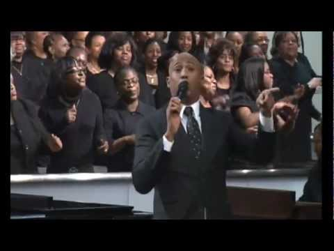 """Lord Of All"" Anthony Brown & United Voices Choir"