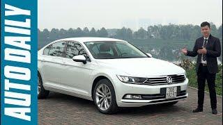 Đánh giá xe Volkswagen Passat Bluemotion - sedan Đức cực chất cho khách Việt  AUTODAILY.VN 