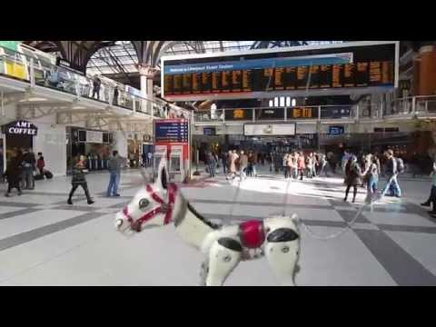 Muffin at Liverpool Street Station
