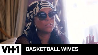 Jackie Gets Upset With Shaunie For Siding w/ Evelyn | Basketball Wives