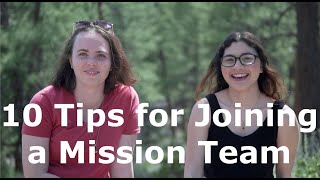 Ten Tips for Joining a Mission Team | ICOC | Bend, OR Church