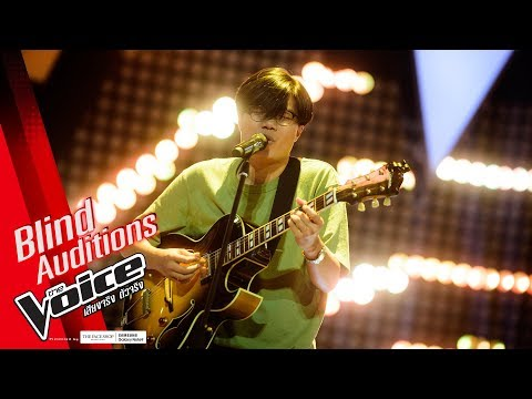 บอสส์ - Sunday Morning - Blind Auditions - The Voice 2018 - 26 Nov 2018
