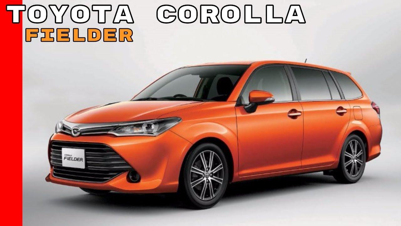 Toyota Corolla Fielder Wagon