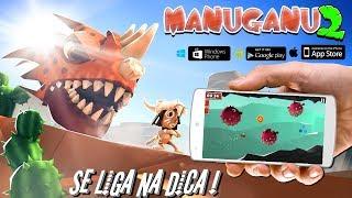 Manuganu 2 trailer + analise + gameplay DOWNLOAD FREE/GRÁTIS
