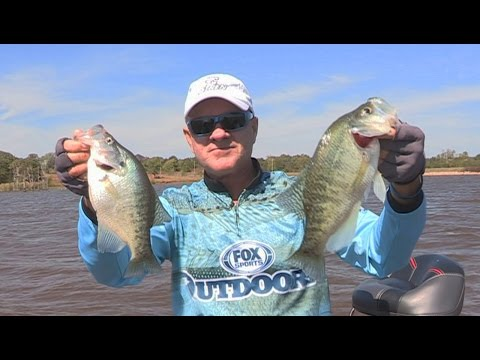 FOX Sports Outdoors SouthWEST #33 - 2016 Bell Cow Lake Oklahoma Crappie Fishing