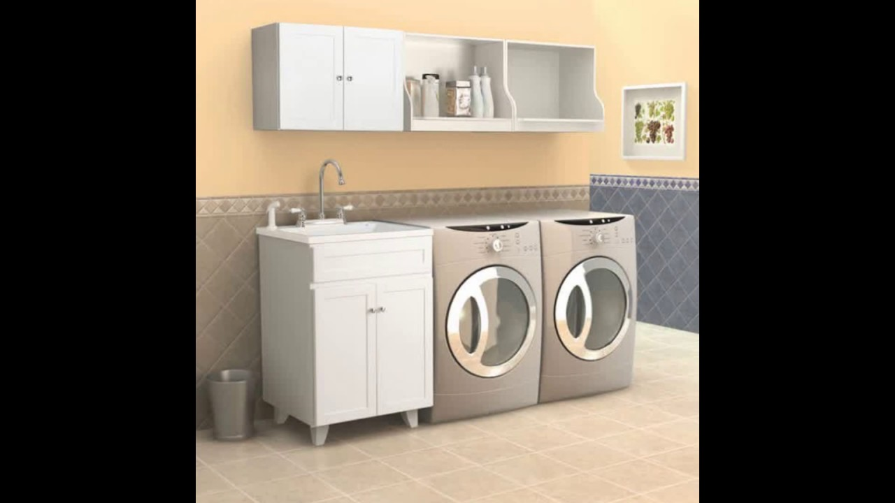 oppeinhome product lacquer sets vanity with modern wood machine white washing bathroom com cabinet cabinets laundry