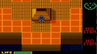 Metal Gear Solid - Ghost Babel (GameBoy Color): VR Missions