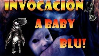 la terrible invocación de baby blu,| #_#