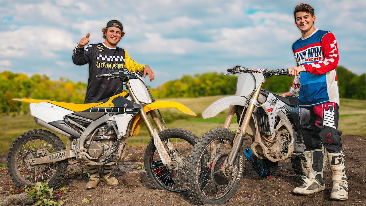 Download Riding Big Bikes Again!! (New Dirt Bikes)