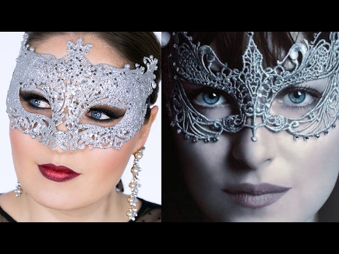 Masquerade Ball Makeup Tutorial