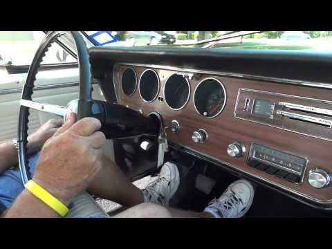 1967 Pontiac GTO 4-Speed American Musclecar