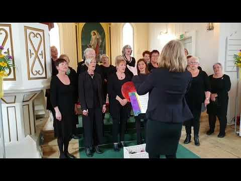 Kirkekonsert Honningsvåg Damekor