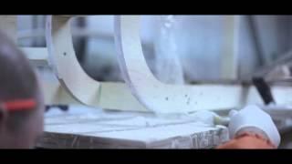 ETAMstone производство(ETAMstone - изготовление столешниц из искусственного камня (акрил) Этамстоун, етамстоун., 2015-07-21T13:28:58.000Z)