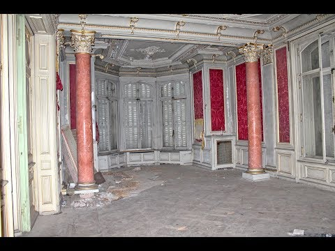 Lost Place - Das verlassene Schloß - Chateau Lumiere