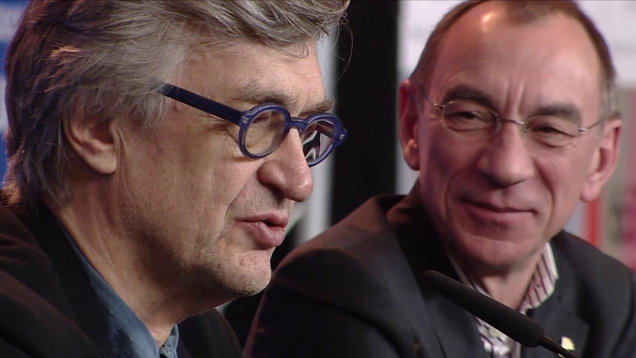 Wim Wenders Berlinale