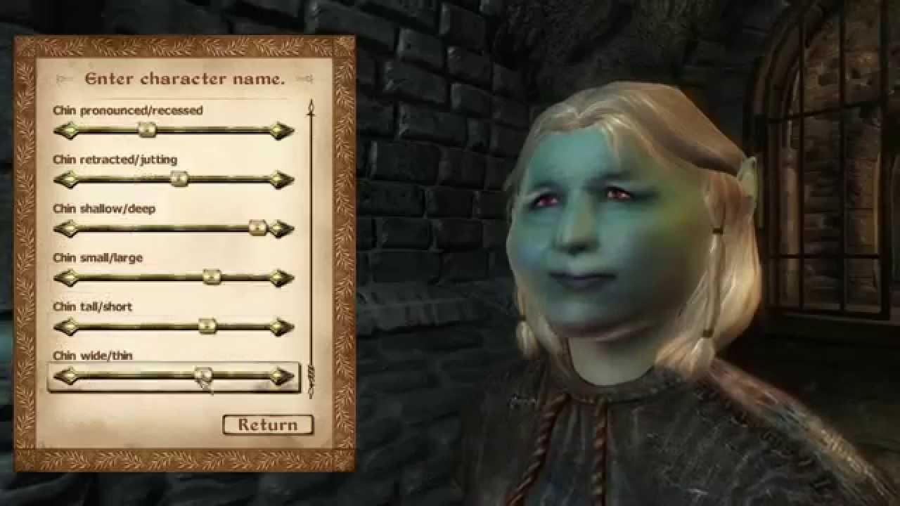 Image result for oblivion face fail