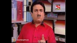 Taarak Mehta Ka Ooltah Chashmah - तारक मेहता - Episode 1541 - 13th November 2014