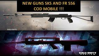 SKS & FR 556 | COD MOBILE