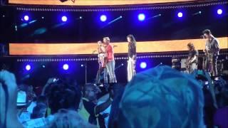 Dierks Bentley - When You Gonna Come Around (with Karen Fairchild) (Live CMA Fest 2012)