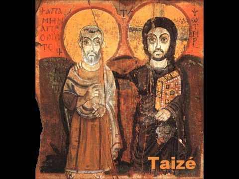 Taizé - Da pacem ... in diebus (canon)