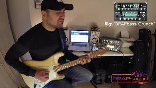 "Commercial Rig: ""DRAPbass-Crunch"" for Kemper Profiler"