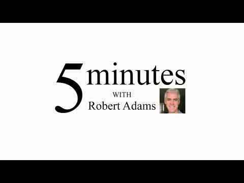 (11) BELIEVERS IN THE TRIBULATION - 5 min with Robert Adams