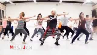 'Beg For It' Iggy Azalea choreography by Jasmine Meakin (Mega Jam)