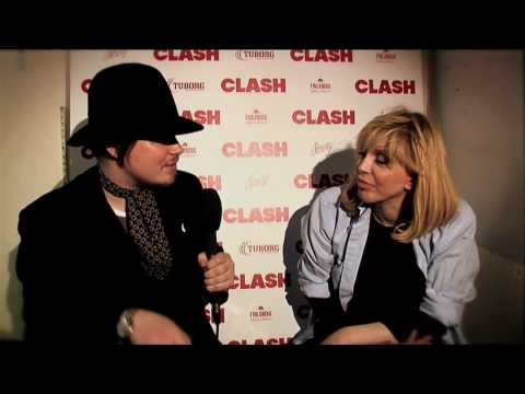 Courtney Love Interview