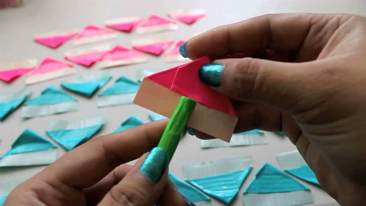 Diy duct tape flower pen youtube diy duct tape flower pen mightylinksfo