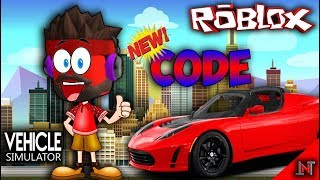 ROBLOX Indonesia #57 Vehicle Simulaator | New code for all of US Guys
