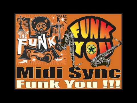 Download Midi Sync Funk You !!!   SD 480p