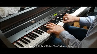 Mel Tormé & Robert Wells - The Christmas Song - Piano Solo