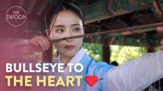 Cha Eun-woo tries to impress the girl but fails miserably 🙈 | Rookie Historian Ep 5 [ENG SUB]