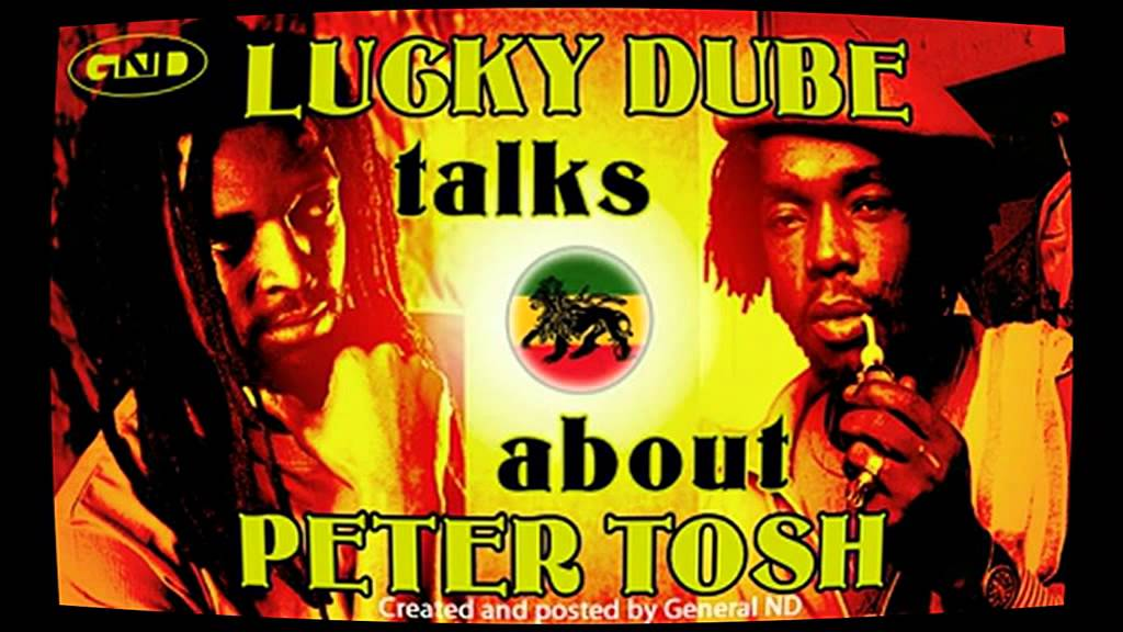 Lucky Dube talks about Peter Tosh - YouTube