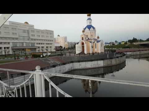 Я в Белгороде бегом