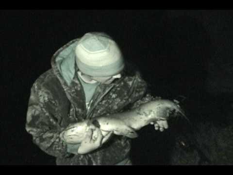 WABASH RIVER BANK FISHING