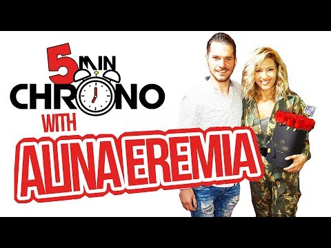 5 Min Chrono with Alina Eremia (Interviu Romania)
