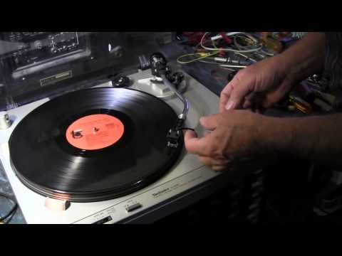 Restore Turntable Clear Dust Cover With Household Product