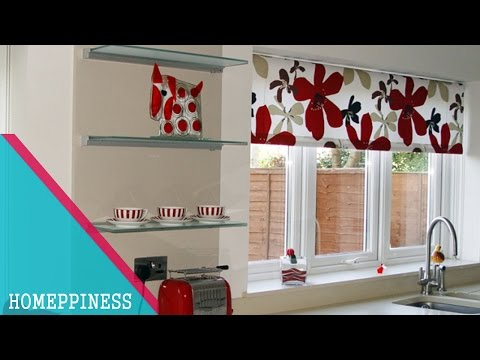 (NEW DESIGN 2017) 25+ Trendiest Kitchen Curtain Patterns and Style For Awesome Kitchen