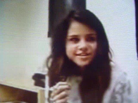 Selena Gomez [♥] sing Rockstar by Hannah Montana