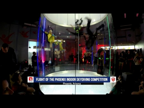 iFLY TunnelVision Live Stream