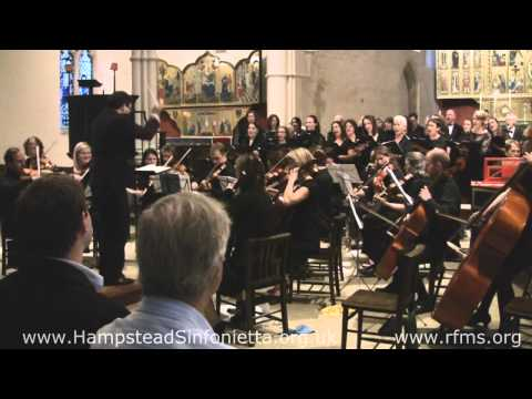 Hampstead Sinfonietta & Royal Free Music Society - Vivaldi, Gloria RV 589, I. Gloria in excelsis Deo